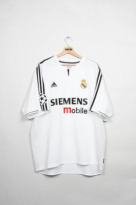 Maillot Adidas Football Real Madrid 00s / XL