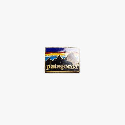 Pins Patagonia 80s