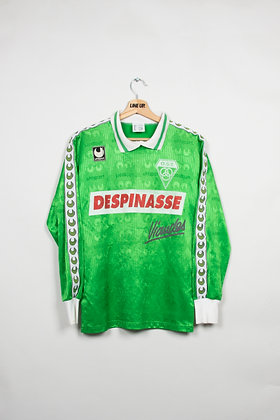 Maillot Uhlsport Football Olympiqe de St Etienne 80s / S