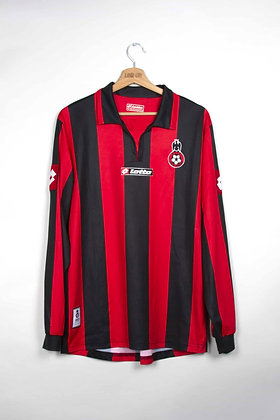 Maillot Lotto Football OGC Nice 00s / L
