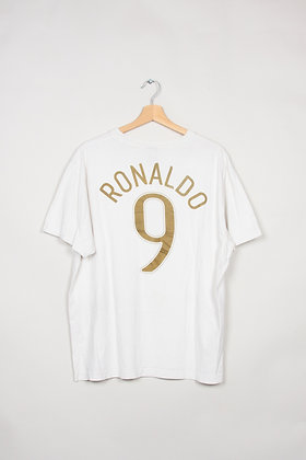 T-Shirt Nike Football Brésil 00s / XL