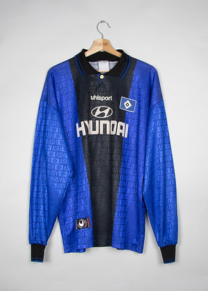 Maillot Uhlsport Football Hambourg SV 90s / XL