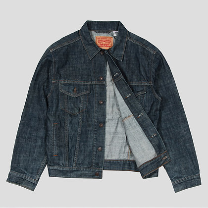 Jacket Denim Levi's Retro 00s / M