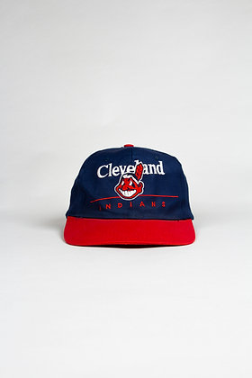 Casquette MLB Cleveland Indians 90s