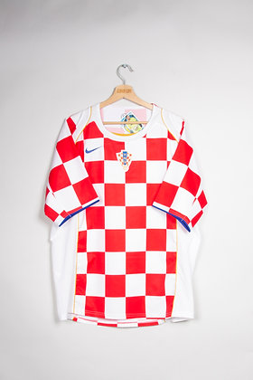 Maillot Nike Football Croatie 00s / L