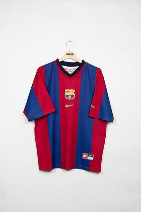 Maillot Nike Football FC Barcelone 90s / M