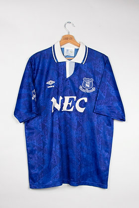 Maillot Umbro Football Everton FC 90s / L