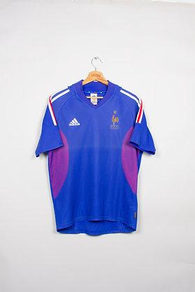 Maillot Adidas Football FFF France 00s / M