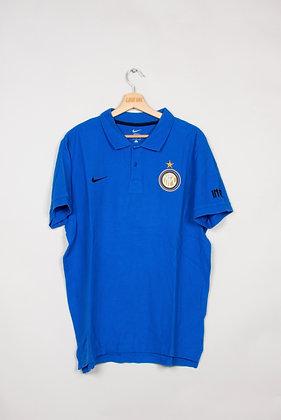 Polo Nike Football Inter Milan 00s / L