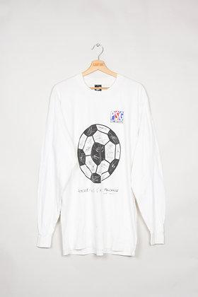 T-Shirt PSG Football 90s / XL