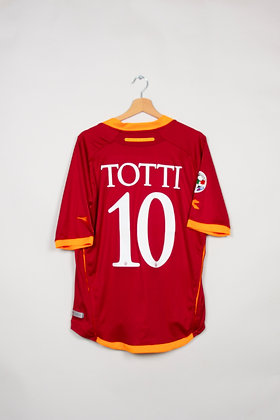 Maillot Diadora Football AS Roma 00s / XL