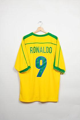 Maillot Nike Football Brésil 90s / XL