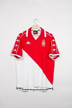 Maillot Kappa Football AS Monaco 90s / M
