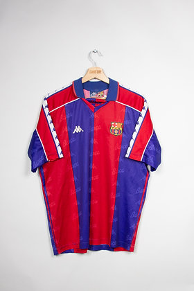 Maillot Kappa Football FC Barcelone 90s / S