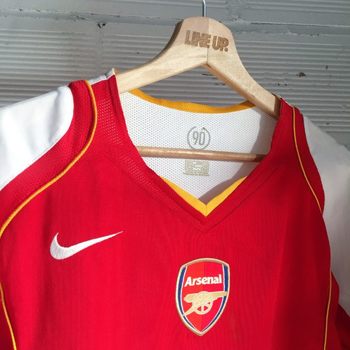 Retro TailleSamp; Jersey Arsenal Nike Football Xl jSVpzGLMqU