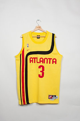 Maillot NBA Atlanta Hawks 00s / XL