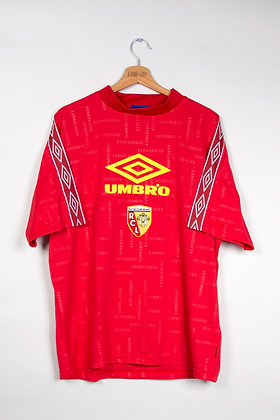 Maillot Umbro Football RC Lens 90s / L