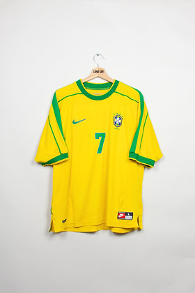Maillot Nike Football Brésil 90s / L