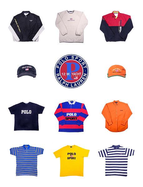 polo sport by ralph lauren nautical retro paris shop friperie