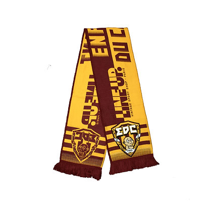 Scarf Football LineUp 2018 Edition / TU