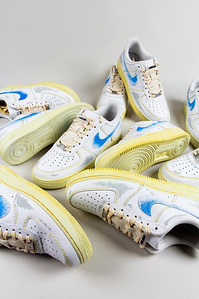Nike Air Force One '07 LineUp x Jo Do It