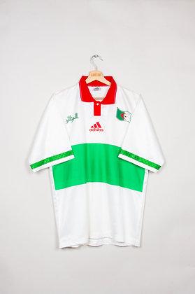 Maillot Bootleg Adidas Algérie 90s