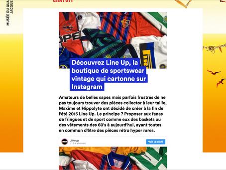 Press : Football Stories By Konbini