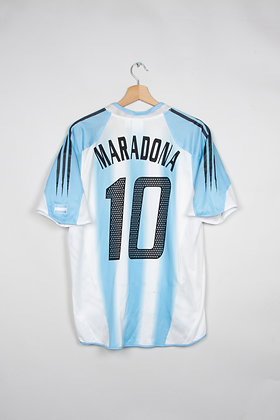 Maillot Adidas Football Argentine 00s / M