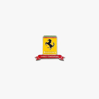 Pins Ferrari 90s
