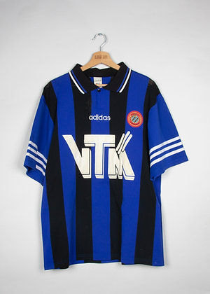 Maillot Adidas Football FC Bruges 90s / L