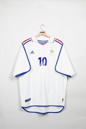 Maillot Adidas Football FFF France 00s / XL