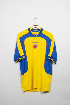 Maillot Football Reebok Colombie 00s / L