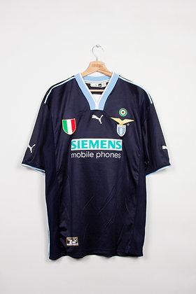 Maillot Puma Football Lazio Rome 00s / XL