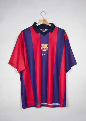 Maillot Nike Football FC Barcelone 00s / XL