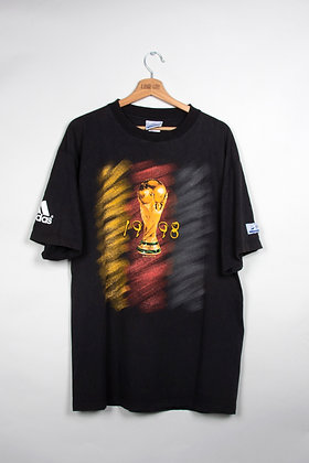 T-Shirt Adidas Football Coupe du Monde 98 / XL