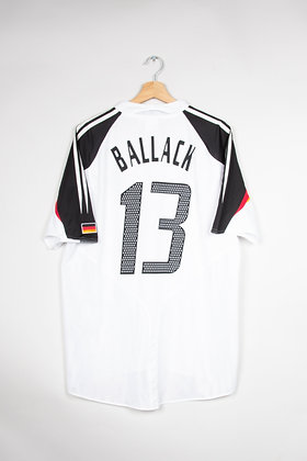 Maillot Adidas Football Allemagne 00s / L