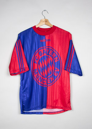 T-shirt Adidas Football Bayern Munich 90s / S