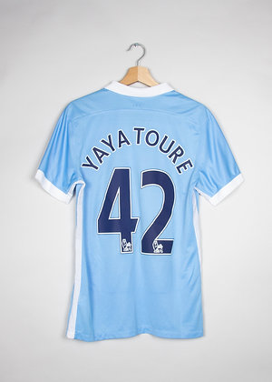 Maillot Nike Football Manchester City 00s / M