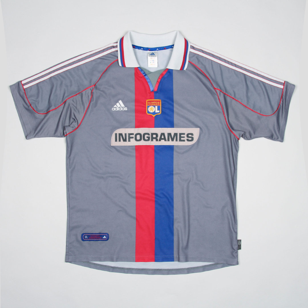 cheap sale best prices best prices Jersey OL Adidas Football 00s / XL