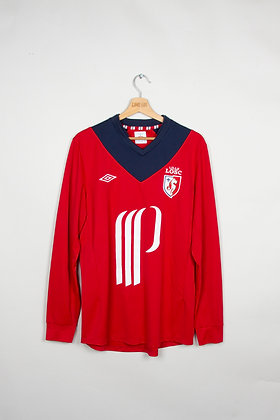 Maillot Umbro Football Lille Losc 00s / L