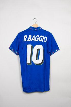 Maillot Diadora Football Italie 90s / M
