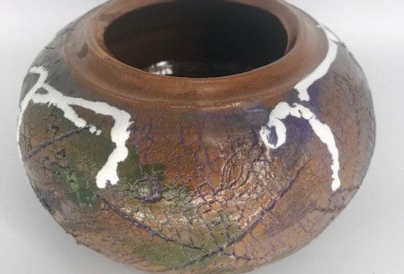 Textured Pot 1