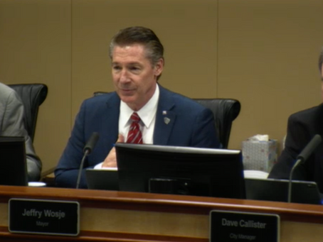 Five & ½ Hours: City Council Meeting 3/10/2020