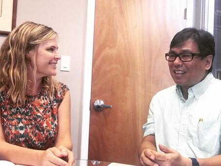 Podcasting with Sarah Doyle - Eyes on Oahu