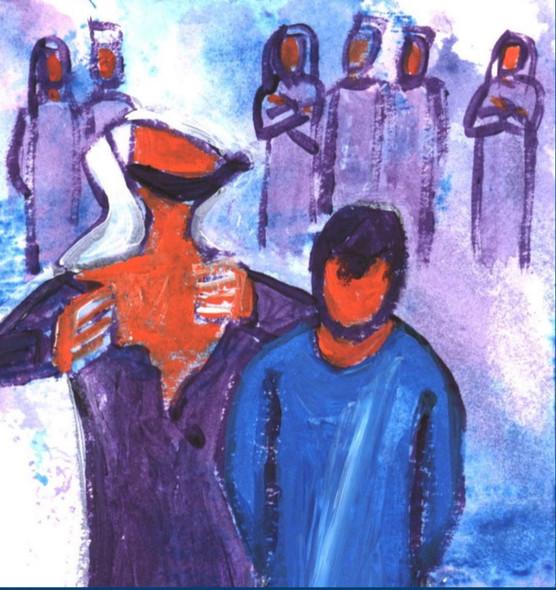 4_Le Sanhédrin condamne Jésus