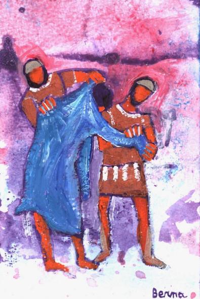 16_Jésus déshabillé