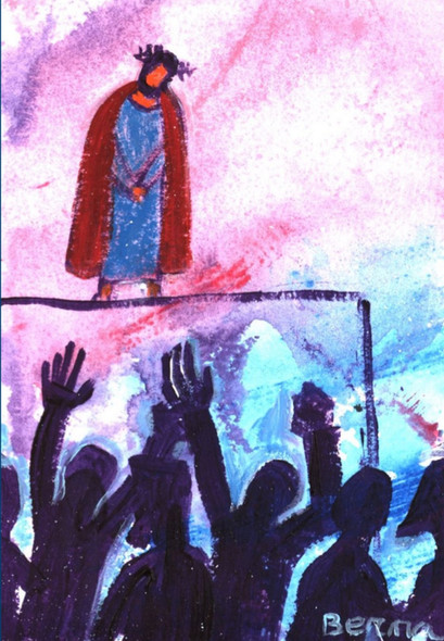 7_Jésus est condamné à mort