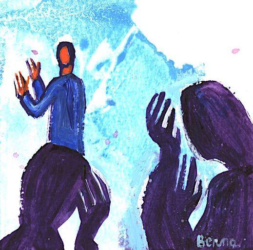 14_Rencontre avec les femmes de Jérusalem
