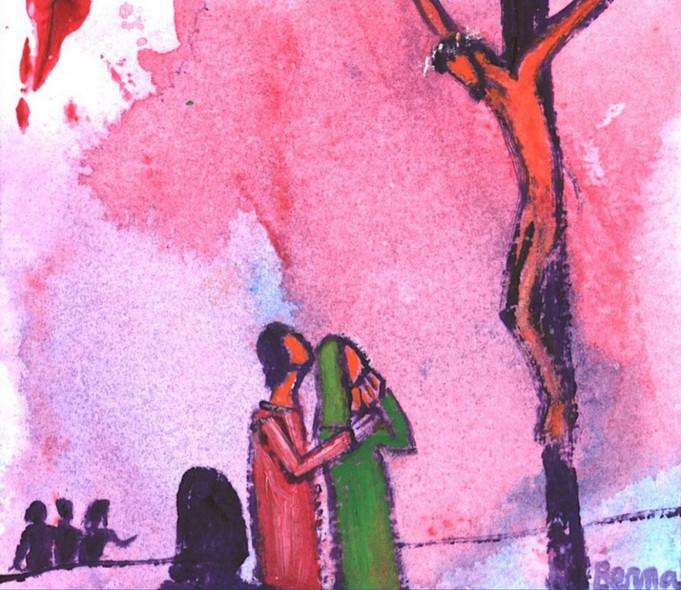 19_Marie au pied de la croix