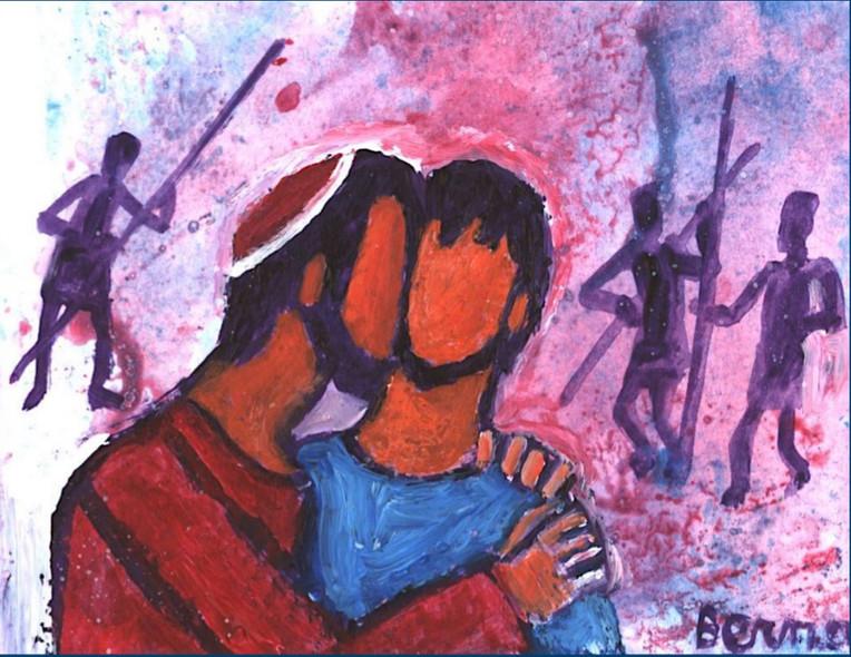 2_Trahison de Judas